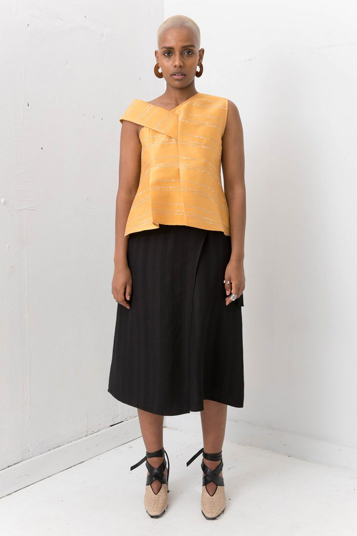 Silvae Ivessa Top Yellow