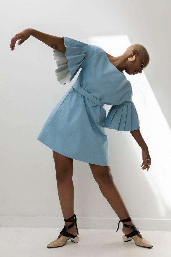 Silvae Sola Shirt Dress
